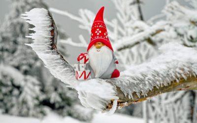 Wir wünschen einen schönen Nikolaus!